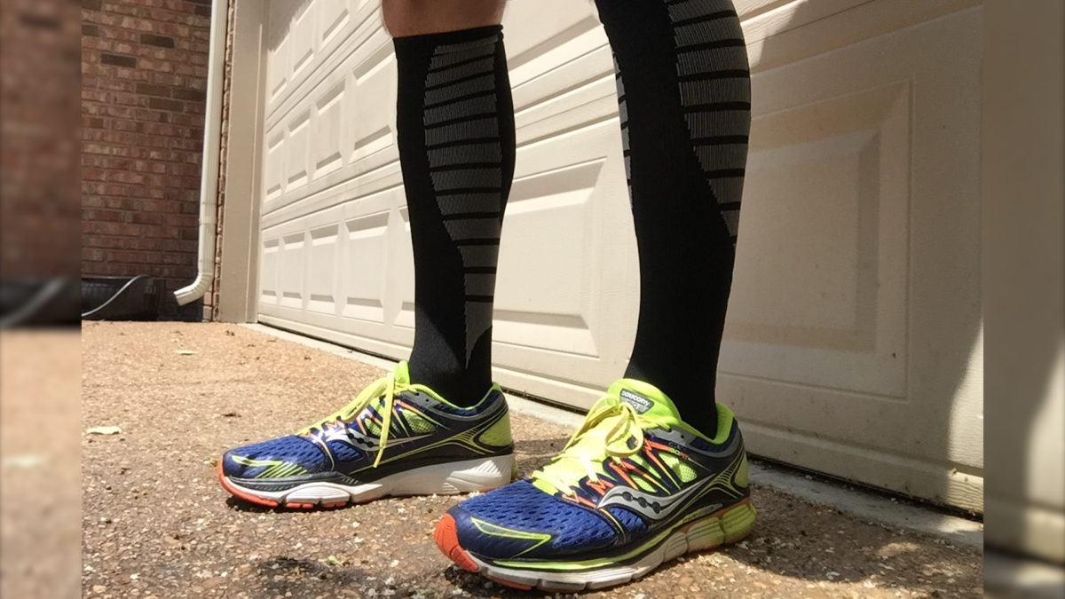 Striders Compression Socks by Striders Etc. Review