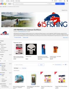 615 fishings ebay store image